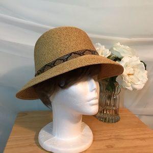Nine West Straw Hat